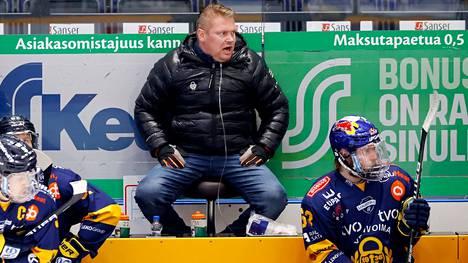 Pekka Virran työ jatkuu odotetusti Lappeenrannassa.