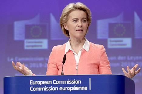 Marraskuussa EU-komission puheenjohtajaksi nouseva Ursula Vor der Leyen on luvannut Green Deal -ohjelman sadan päivän sisällä siitä, kun hänen komissionsa aloittaa työnsä.