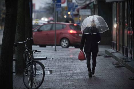 Vaihtelevaa marraskuista säätä on luvassa Satakuntaan loppuviikolla.