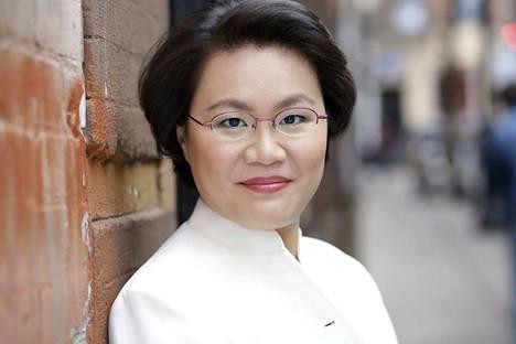 Kapellimestari Mei-Ann Chen johti orkesteria Tampereella kolmatta kertaa. Tunnelma oli riemukas.