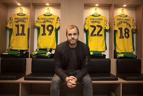Teemu Pukki,Norwich FC
