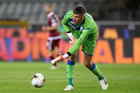 Jesse Joronen on tällä kaudella pelannut Serie A:ssa Brescian maalilla.