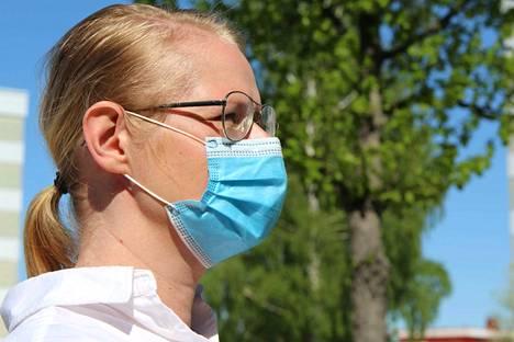 Käyttöohjeiden noudattaminen on tärkeää, jotta hengityksensuojaimen käytöstä on hyötyä.