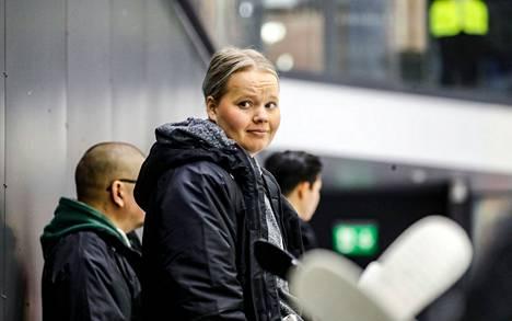 Linda Leppänen toimii Ilveksen päävalmentajana toista kautta.