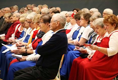 Vanhustenviikon kunniaksi Janakkalassa järjestetään paljon tapahtumia ikäihmisille pitkin viikkoa.