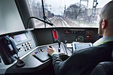 Pendolino saattaa aikanaan pysähtyä Lakalaivassa, josta suunnitellaan Pasilan kaltaista liikenteen solmukohtaa.