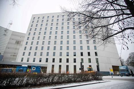 Courtyard Tampere City avataan 7. tammikuuta Tampere-talon vieressä. Moro vieraili valmistumaisillaan olevassa hotellissa.