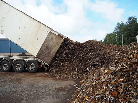 Eurajoen Romu aikoo kasvattaa reippaasti romumetallin vientiään, jonka osuus yrityksen liikevaihdosta on jo nyt yli 70 prosenttia.
