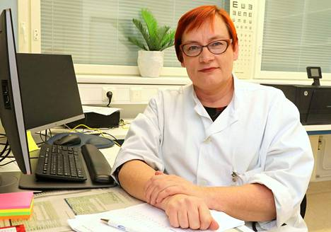 Ylilääkäri Raija Uusitalo-Seppälä arvioi influenssakauden saattavan olla helpompi verrattuna muutaman menneen vuoden epidemioihin.
