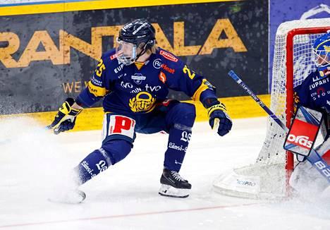Rauman Lukko ja Onni Korkka tiedottivat koronatartunnasta avoimesti torstaina.