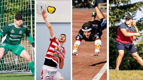 Liveurheilun ystäville on tarjolla laaja kattaus eri sarjojen ja lajien otteluita sekä muuta urheilua.