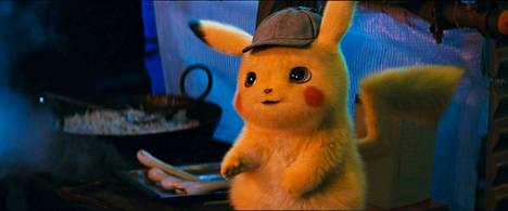 Ikoniseen pokémon-hahmo Pikachu on elokuvassa keskeisessä roolissa. Sen äänenä kuullaan Ryan Reynoldsia.
