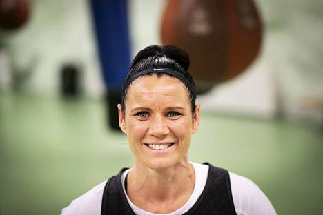Mira Potkosen tähtäin on heinäkuussa alkavissa Tokion olympialaisissa.