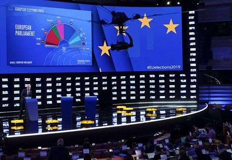 Tuleva EU-parlamentti joutuu ratkaisemaan muun muassa maahanmuuttoon ja ilmastonmuutokseen liittyviä ongelmia.