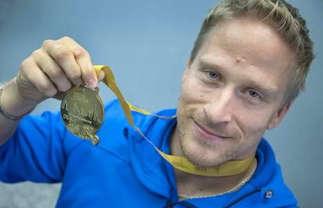 Leo-Pekka Tähti on voittanut urallaan viisi paralympiakultaa. Tulevat kisat ovat hänelle viidennet.