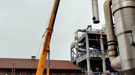 Boliden Harjavallan nikkelituotannon laajennusinvestoinnin parissa työskentelee noin 15 urakoitsijayritystä, joista merkittävä osa on Satakunnan alueelta, kerrotaan yhtiön tiedotteessa.