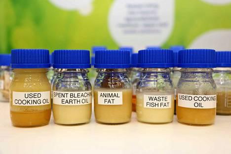 Biopohjaisen dieselin aineeksi kelpaa mikä tahansa öljy- tai rasvajäte.