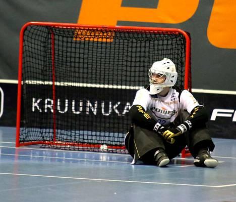 KrP:n maalivahti Miro Tuomala teki jatkoerässäkin huippupelastuksia, mutta joutui antautumaan vain kahdeksan sekuntia ennen jatkoerän päättymistä.