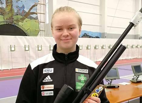 Ida Heikkilä paransi omissa nimissään ollutta liikkuvan maalin N20-sarjan SE-lukemia kauden ensimmäisessä GP-kisassa Lapualla.