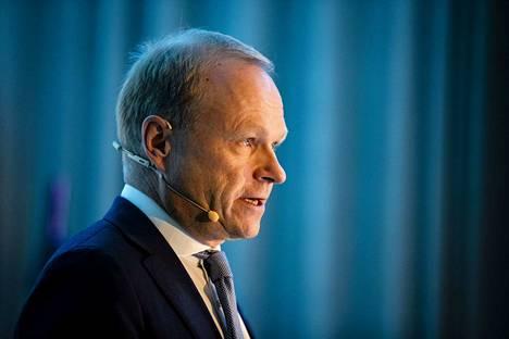 Peter Lundmark on jättämässä Fortumin ja siirtymässä Nokian toimitusjohtajaksi.