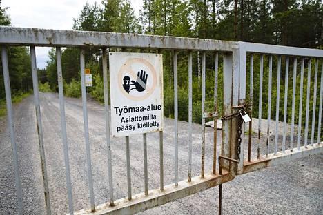 Korkein hallinto-oikeus ei myöntänyt yhtiön Oriveden kaivoksen ympäristöluvalle jatkoa, vaan määräsi koko kaivoksen suljettavaksi.