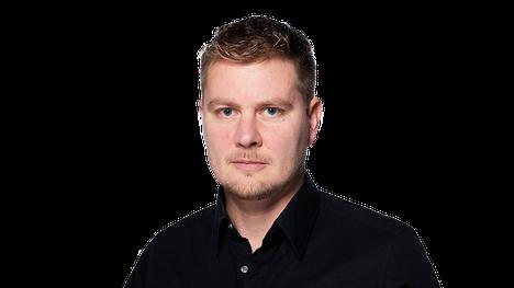 Aamulehden toimittaja Pekka Aalto oli 2011 paikalla todistamassa ilmaveiviä.