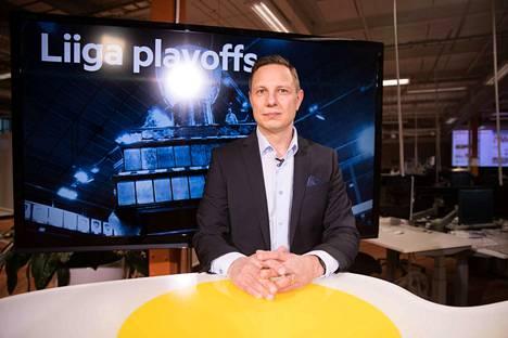 Jussi Tapola uskoo, että HIFK:lla on mahdollisuudet horjuttaa Kärppiä, mutta haaste on kova.