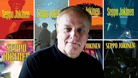 Seppo Jokinen on kirjoittanut komisario Koskisesta 26 romaania. Kaikki visan oikeat vastaukset löytyvät niiden sivuilta.