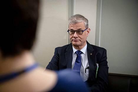 Perustuslakivaliokunta kuuli Pasi Tuomista selvittäessään ulkoministeri Pekka Haaviston toimintaa al-Holin leirillä olevien suomalaisten kotiuttamisessa.