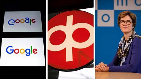 Kesän tuloskausi jatkuu keskiviikkona. Tuloksistaan ovat kertoneet muun muassa  Googlen emoyhtiö Alphabet, OP ja Sanoma.