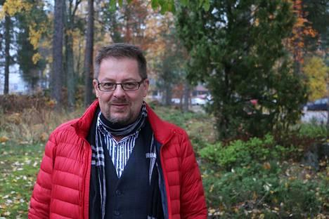 Ilmari Mattila on tuttu kasvo Kankaanpäässä.