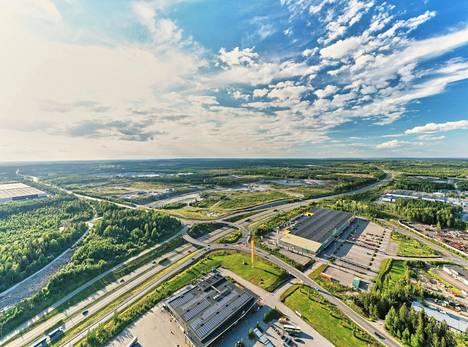 ECO3-yrityspuisto laajenee, kun vuoden alussa tarjolle tulee 25 hehtaaria uusia yritystontteja. Alueella toimii tällä hetkellä 18 bio- ja kiertotalouden yritystä.