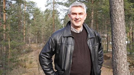 Hannu Uusihonko on tulevissa vaaleissa kokoomuksen sitoutumattomana ehdokkaana.