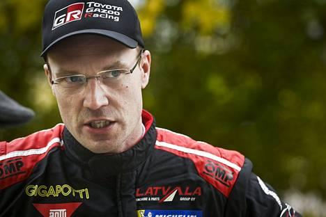 Hyvin mahdollisesti Jari-Matti Latvala jatkaa ensi kaudellakin Toyotan tallipäällikkönä.