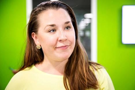 Ei mikään demokratian riemuvoitto, sanoo vihreiden Laura Pullinen.