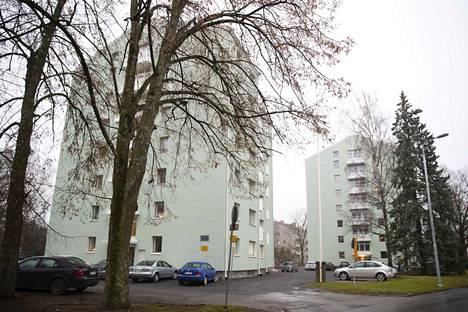 Porin kaupunki unohti vuokrata toistakymmentä asuntoa Kiertokadulla.Syntyi kymppitonnien tappiot ennen kuin uusi isännöitsijä huomasi asian.