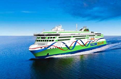 Wasa Linen tilaama matkustaja-autolautta on tulossa tuotantovaiheeseen RMC:n Rauman telakalla. Alus valmistuu keväällä 2021.