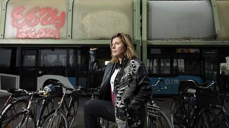 Elokuvaohjaaja Marja Pyykkö on ohjannut kolme erilaista elokuvaa, jotka tulevat lähes peräjälkeen ensi-iltaan.