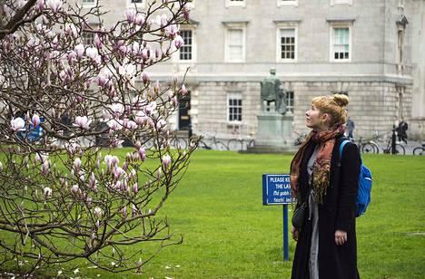 Sissi Mehes on asunut Dublinissa vuodesta 2014 lähtien. Hän on suorittanut kandidaatintutkinnon journalistiikasta ja opiskelee parhaillaan digitaalisen markkinoinnin maisteriksi.