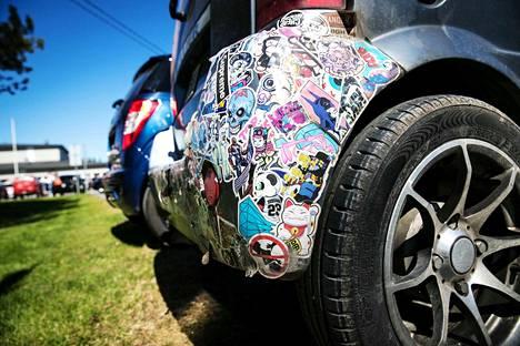 Tampereen seudun viimeaikaisiin kokoontumisajoihin on osallistunut 100–200 autokuntaa. Kuvituskuva.