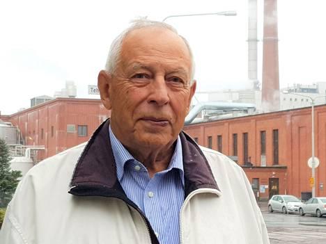 Tervasaaren entinen tehtaanjohtaja Pekka Laine on aktiivinen keskustelija ja vaikuttaja muistisairauksien hoidon kehittämisessä.