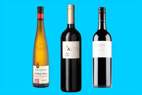 Aamulehden viikon viini -raati eli Janne Putkonen, Kimmo Koski ja Vesa Laitinen valitsivat vuoden 2020 vaikuttavimpia viinejä. Mukaan mahtui viinejä erilaisista hintaluokista.