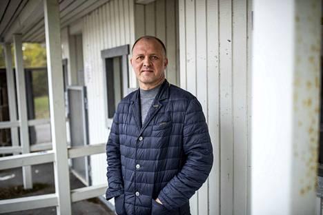 Valeri Popovitsh tuntee Valkeakosken Tehtaan kentän jokaisen nurkan kuin omat taskunsa.