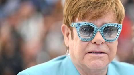 Elton John on tehnyt teki listahistoriaa.