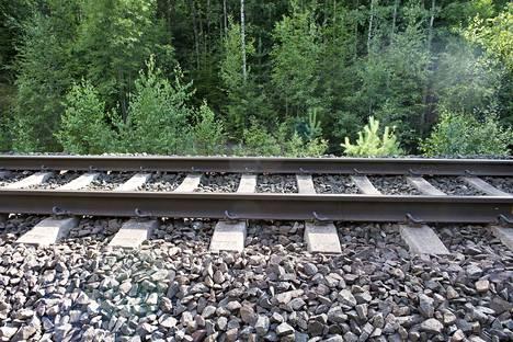 Kirjoittajan mukaan Pori-Parikkala-radan suunnittelu ei ole enää järkevä. Kuvituskuva.