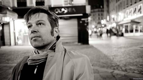 Saksofonisti Daniel Erdmann on löytänyt musiikillisen kotinsa Pariisista.