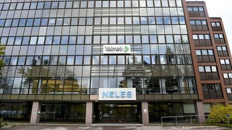 Neles-yhtiön tiloja kuvattiin Vantaalla 22. syyskuuta.