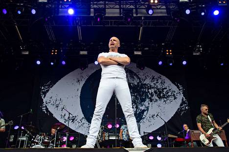 Juha Tapio on yksi Iskelmä-festivaalin viime vuoden esiintyjistä. Ensi kesän esiintyjiä ei ole vielä kerrottu.