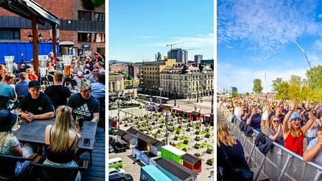 Länsi- ja Sisä-Suomen aluehallintovirasto päätti Pirkanmaan kokoontumisrajoituksista perjantaina.