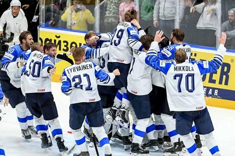 Suomi on hallitseva maailmanmestari.
